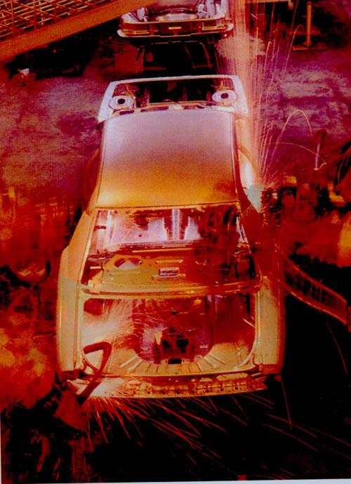武钢汽车用钢板