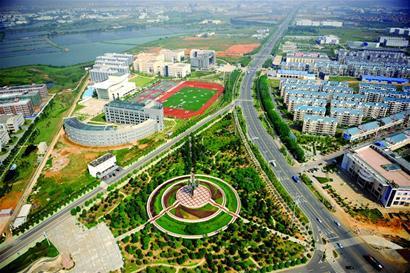 武汉城市圈的亮点——藏龙岛