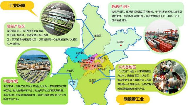 """武汉""""十二五规划""""锁定工业强市战略"""
