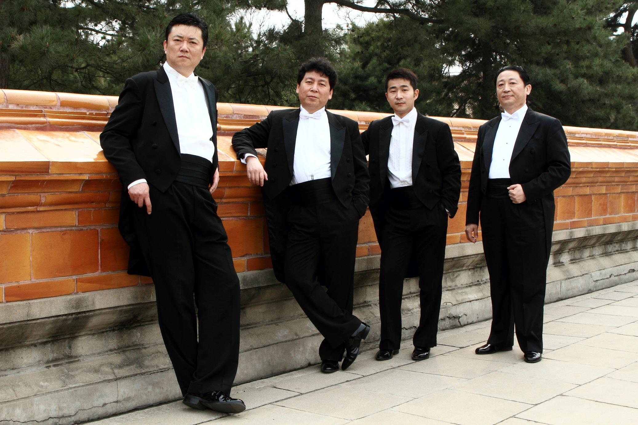 中国爱乐弦乐四重奏与民乐音乐会