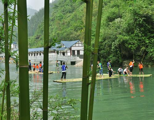 三峡竹海生态风景区属宜昌市秭归县,由秭归泗溪生态风景区有限公司