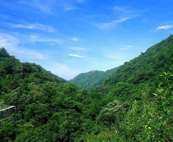 武汉木兰山风景区
