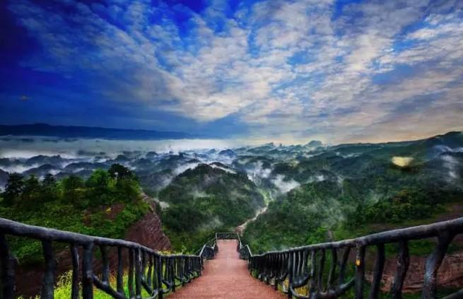 万佛山侗寨风景名胜区暑假福利:2018高考生免票!