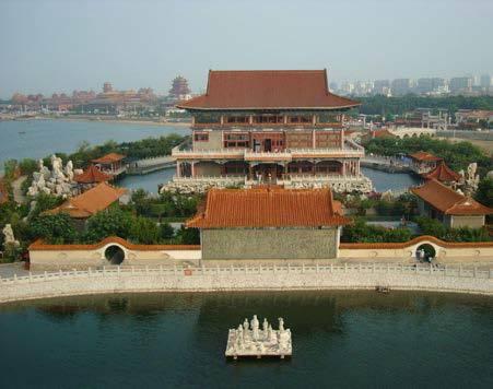 (8)中庙:合肥巢湖市中庙镇境内,建议游玩1小时.